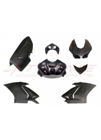 CARENA COMPLETA + CODONE + COVER AIRBOX EPOTEX PER DUCATI PANIGALE V4  V4S 2018/2019 EXTREME COMPONENTS