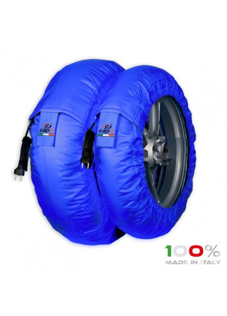 TERMOCOPERTE CAPIT MINI SPINA 12 POLLICI PIT BIKE MINI GP COLORE BLU